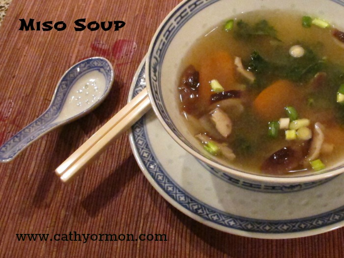 Miso Soup caption_5396
