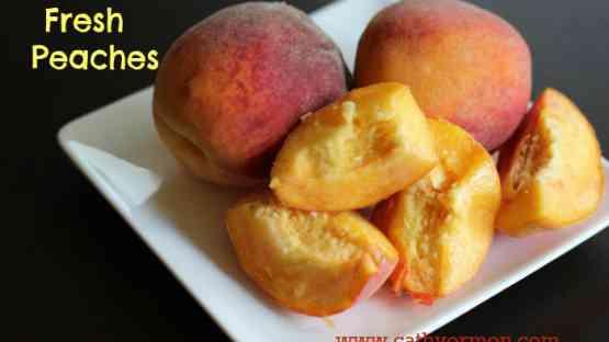 The Amazing Peach