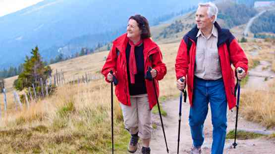 Top 10 Tips for Good Health in Retirement