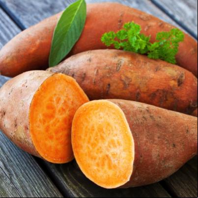 small sweet potato