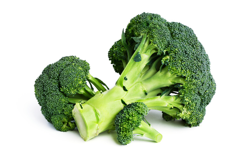 frischer Broccoli
