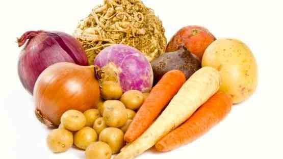 Root Vegetables - Antioxidant Foods