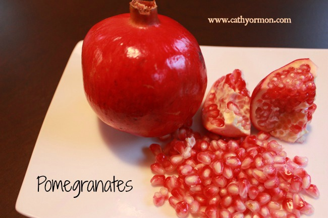 Pomegranates - Incredible Antioxidant Power!