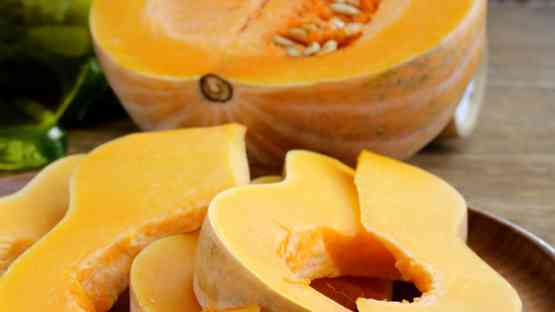 Winter Squash Stew