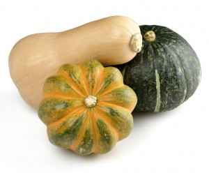 Squash - a Healthy Food All Year