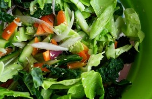 Healthy Food - Add Greens to Your Diet