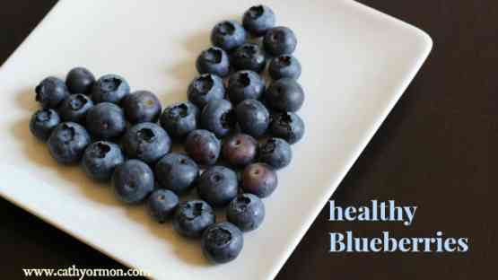 Healthy Fruit - Blueberry and Raspberry