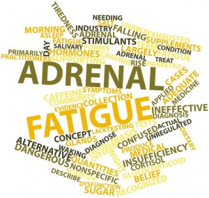 Are You Always Exhausted? It Might be Adrenal Fatigue