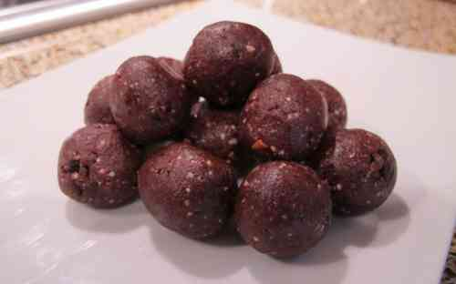 Healthy Chocolate - Raw Cacao Balls