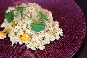 Curried Millet
