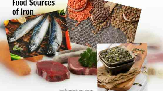 Iron Rich Foods, Part 2: Let's Get More Specific...