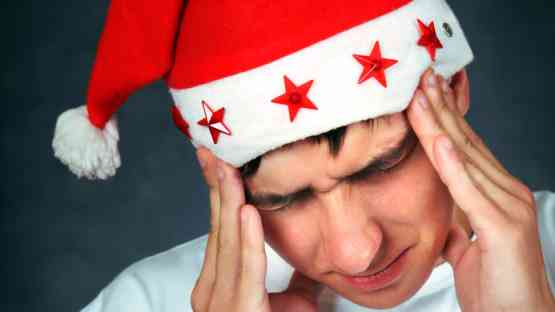 How to Avoid the Dreaded 'After Christmas Hangover'!