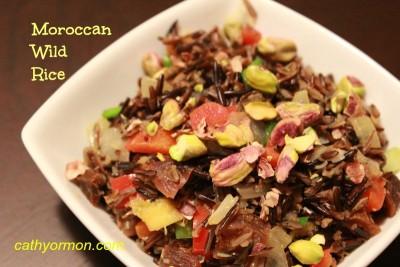 Moroccan Wild Rice