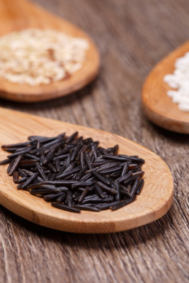 Wild Rice Is Not Actually Rice - True or False?