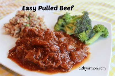Easy Pulled Beef