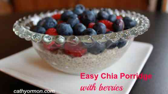 Easy Chia Porridge