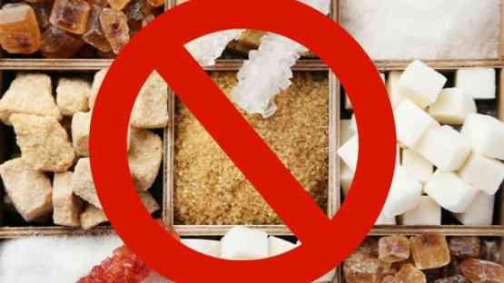 Eliminate Sugar in 5 Simple Steps!