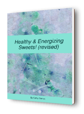 eBook 3d cover image Healthy & Energizing Sweets (rev)