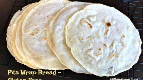 Pita Wrap Bread - Gluten Free